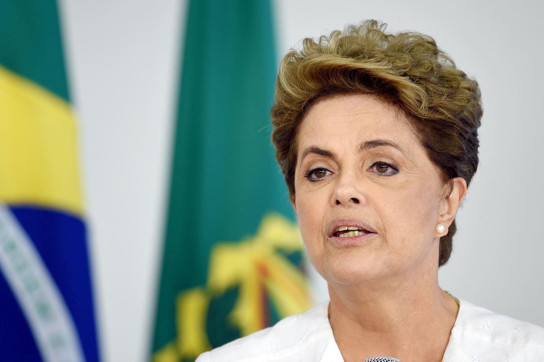 Dilma Rousseff a un paso de su destitución
