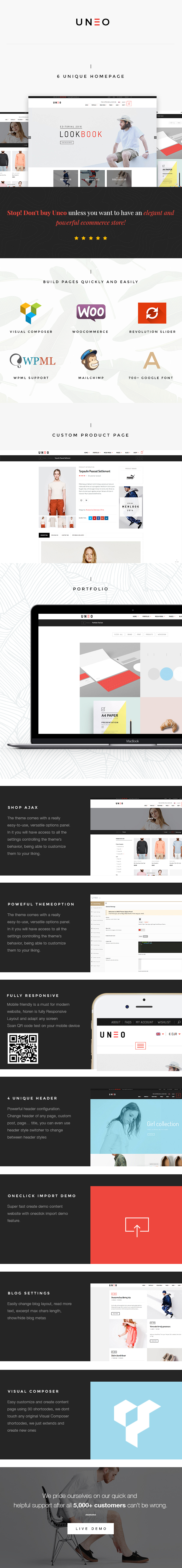 UNEO  Responsive WooCommerce Wordpress Theme - Download theme here : http://themeforest.net/item/uneo-responsive-woocommerce-theme/15623439?ref=pxcr