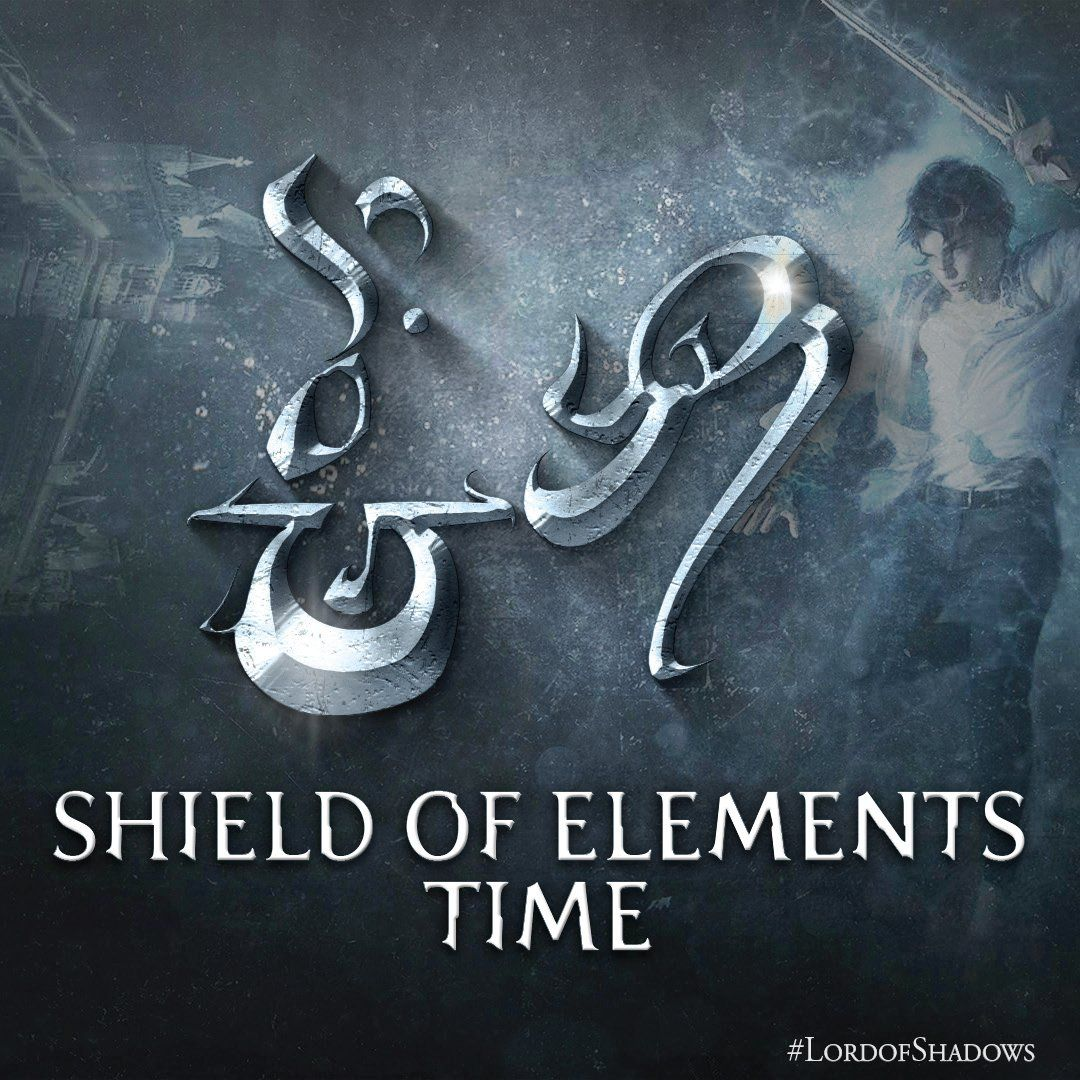This lordofshadows rune is fascinating its the elemental shield runes shield of time biocorpaavc