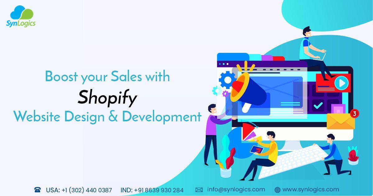 We offer a full range of Shopify development