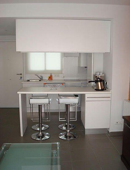 Ambientes   Cocinas Pequeñas   Ideas cocinas pequeñas, Diseños de ...