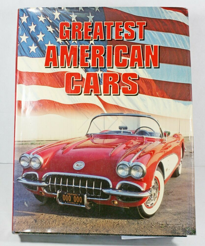 books on history of american cars