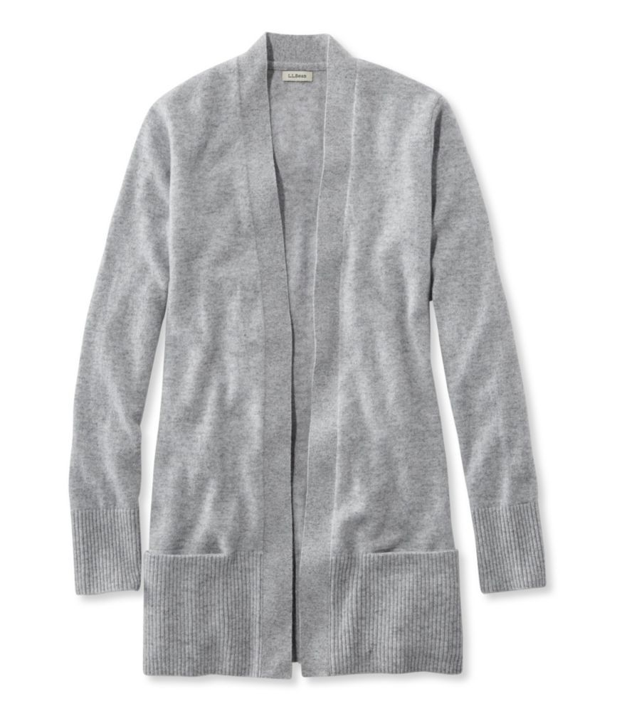 With Open Classic Cashmere Cardigan Pocket g1w55Uxt