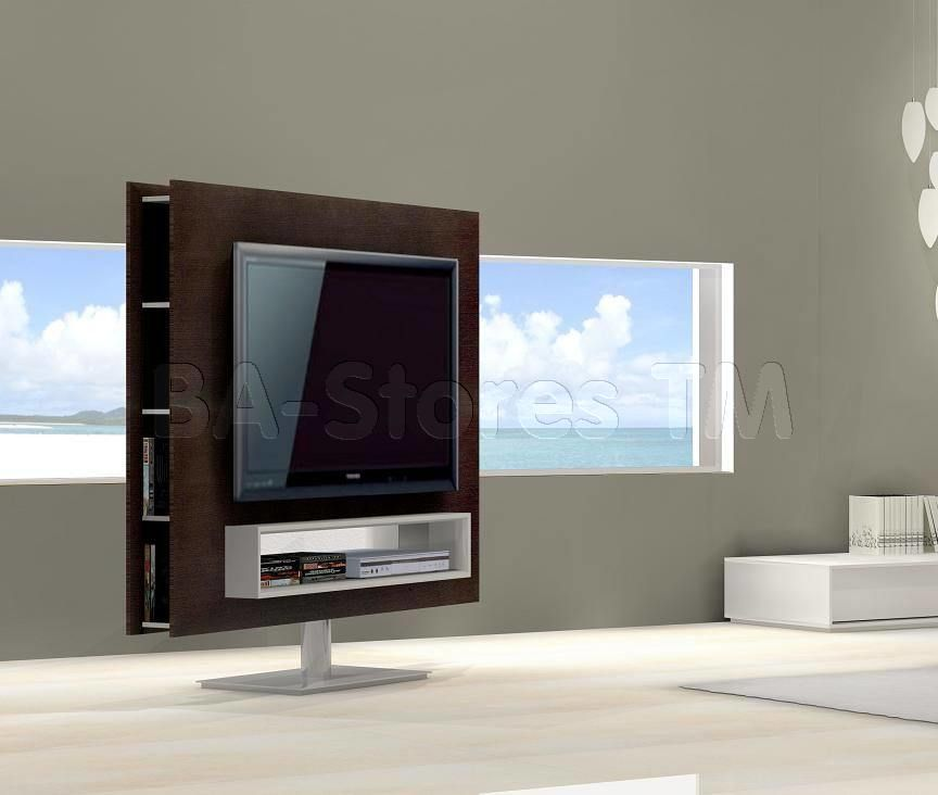 Porto Swivel TV Stand by J&M