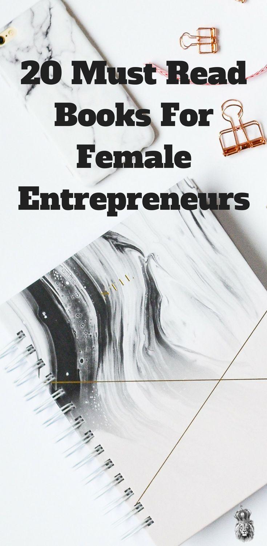 Audible Books Must Reads For Women Entrepreneurs Female