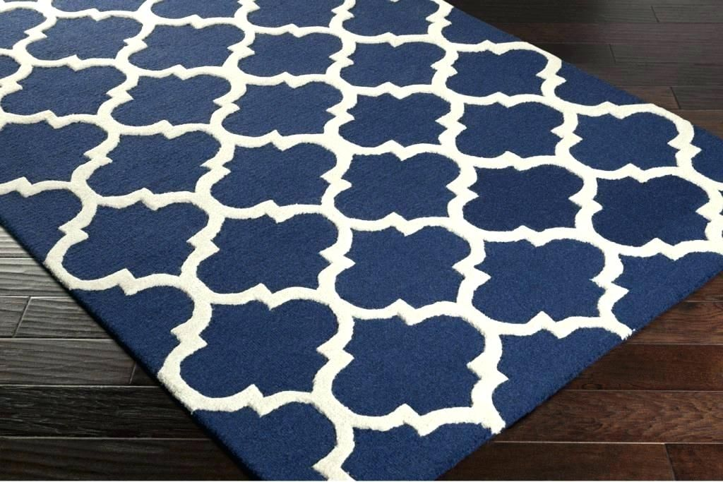 Courageous Navy Blue Area Rug 5x7 Images Lovely Navy Blue Area Rug 5x7 For Navy Blue Area Rug Medium Images Of Na Navy And White Rug Blue Throw Rugs Area Rugs