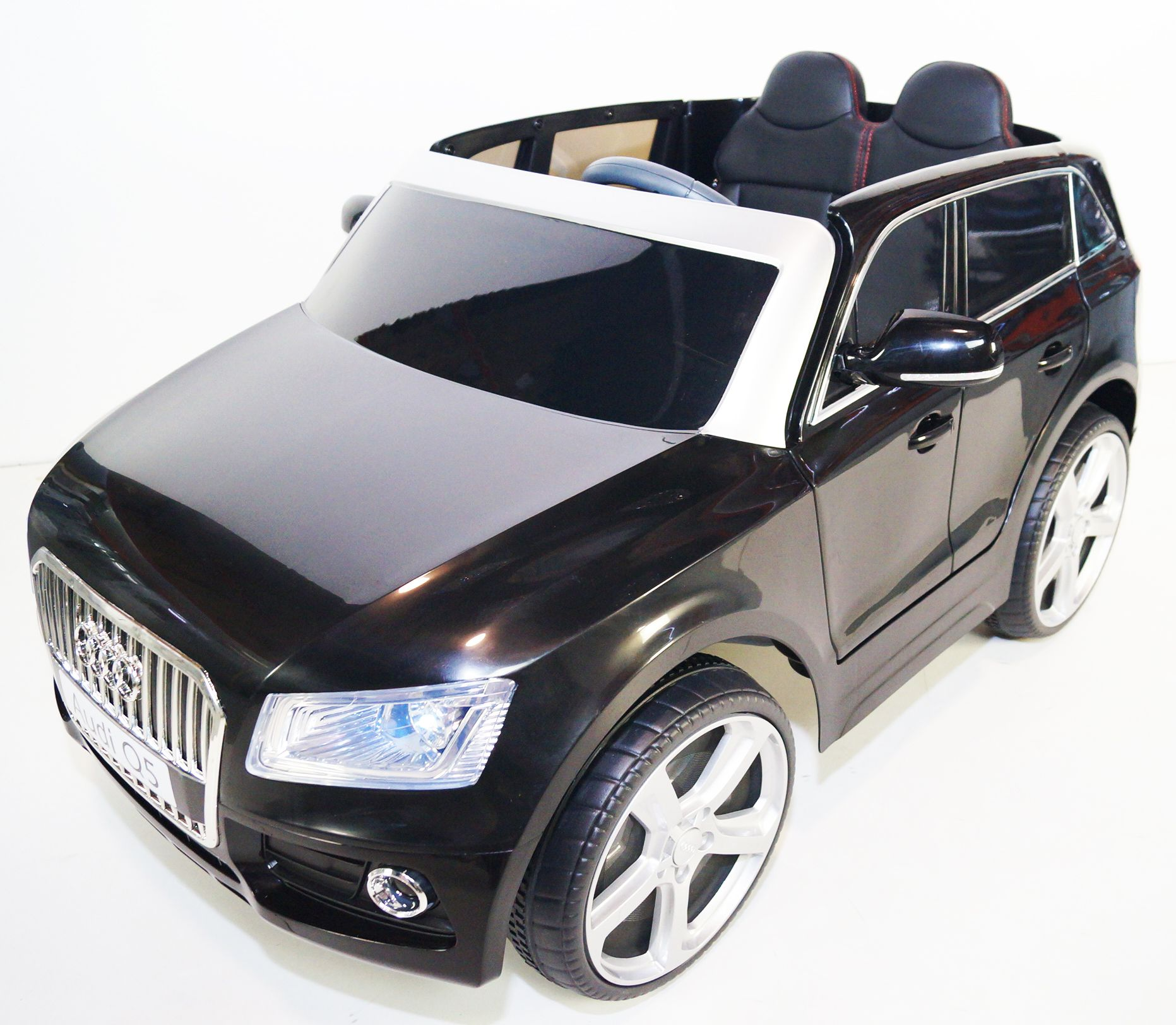 luxury edition 12v audi q5 series ride on suv car for kids boys girls