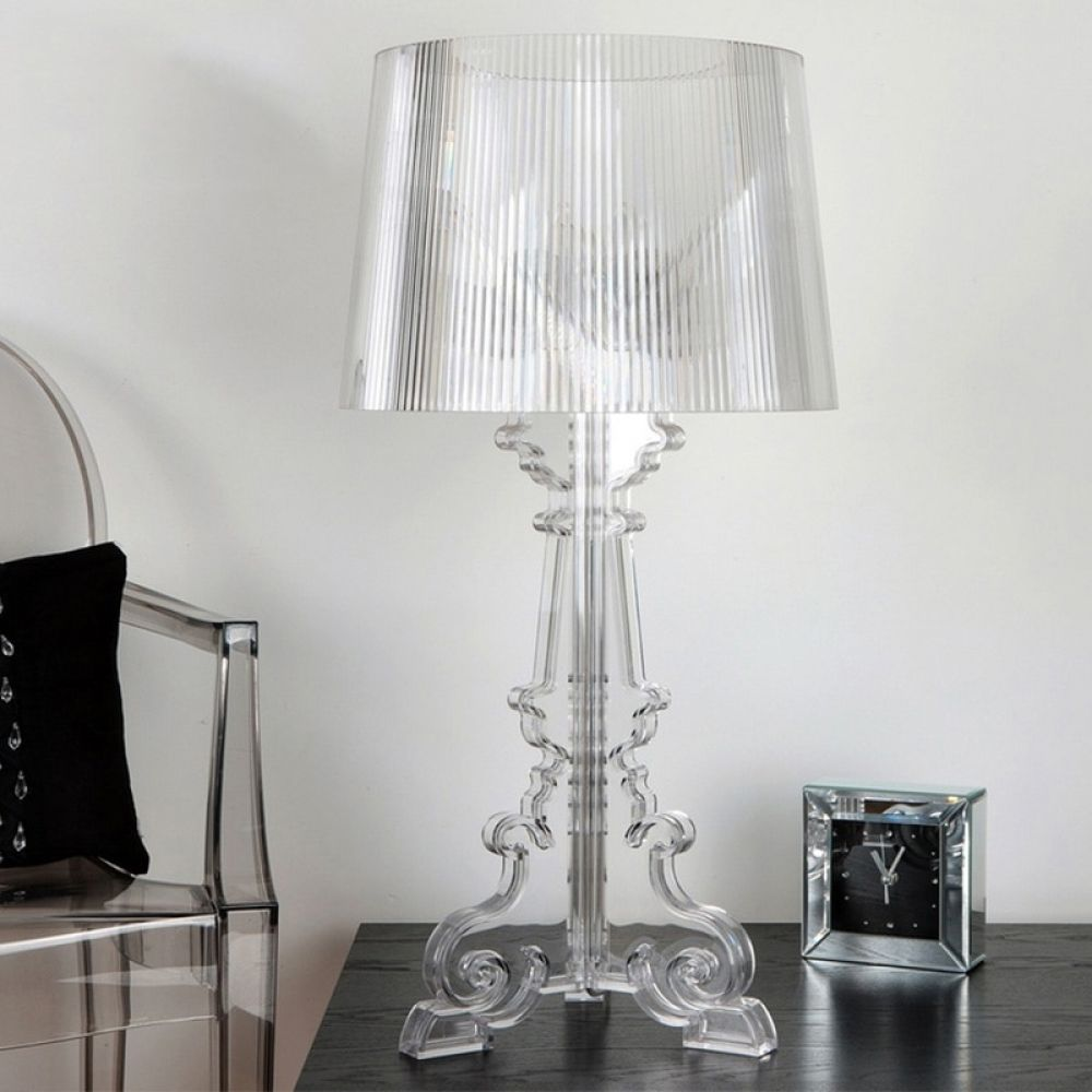 Transparent Led Table Lamp Price 89 24 Free Shipping Design Interiordesign Home Homedecor Manz Cheap Table Lamps Crystal Table Lamps Led Table Lamp