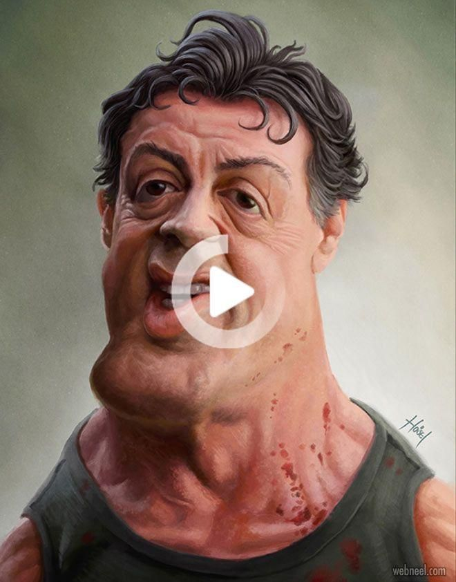 Sylvester Stallone c