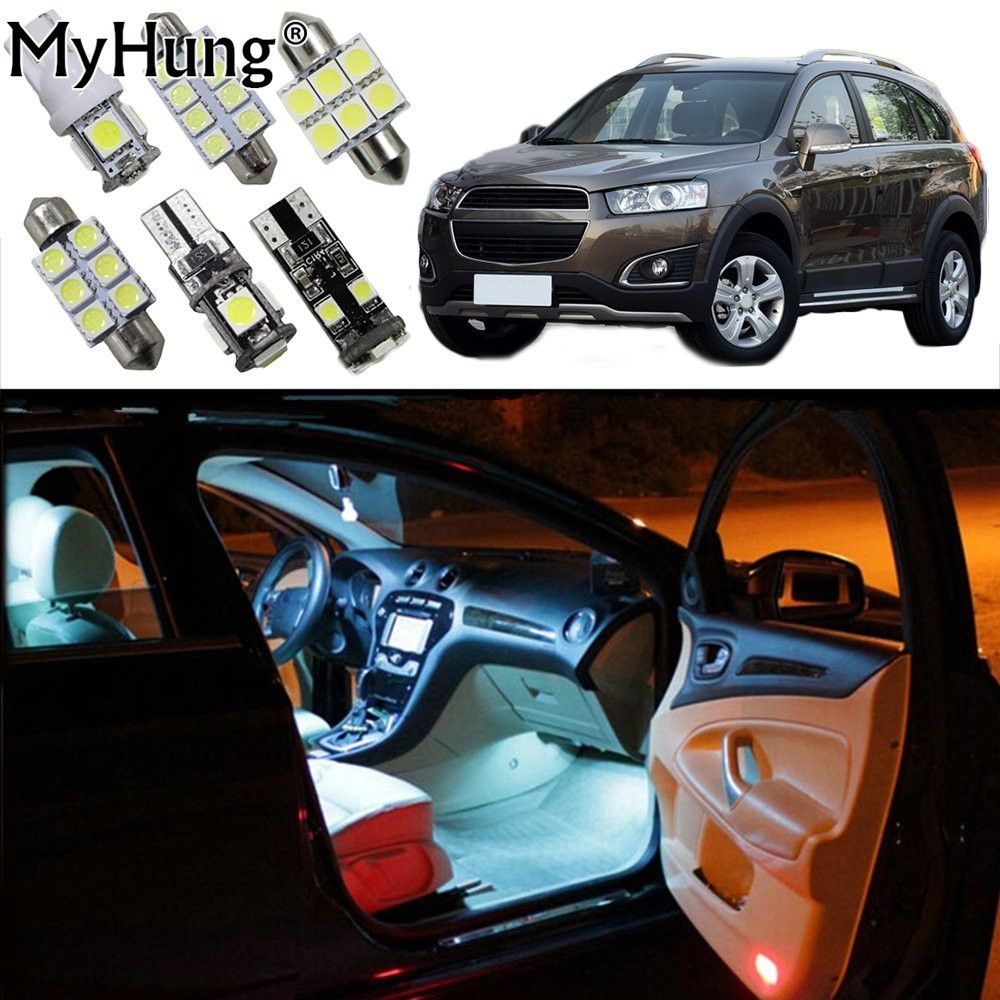 Cruze Volt Malibu For Led Car Captiva Light Interior Chevrolet sxhCtQdorB