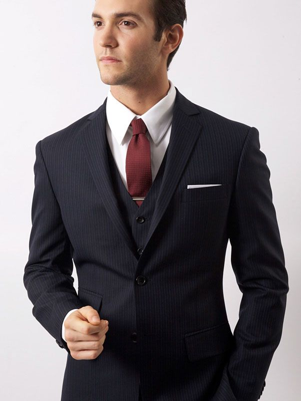2015 New Design Tuxedo Men Suit 2 Piece Business Suits | CHESTI DE ...