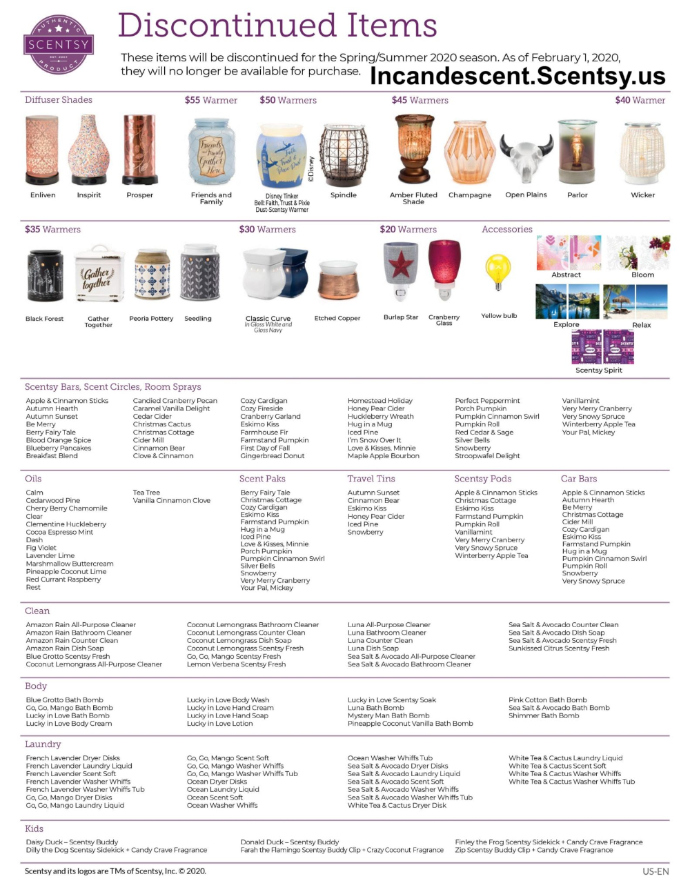 Black Forest Scentsy Christmas 2020 SCENTSY DISCONTINUED PRODUCTS SPRING 2020 in 2020   Scentsy
