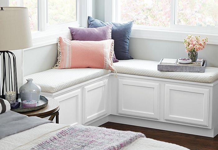 Bon Corner Bench With Storage Corner Window Seats, Dog Window Seat, Window Seat  Kitchen,