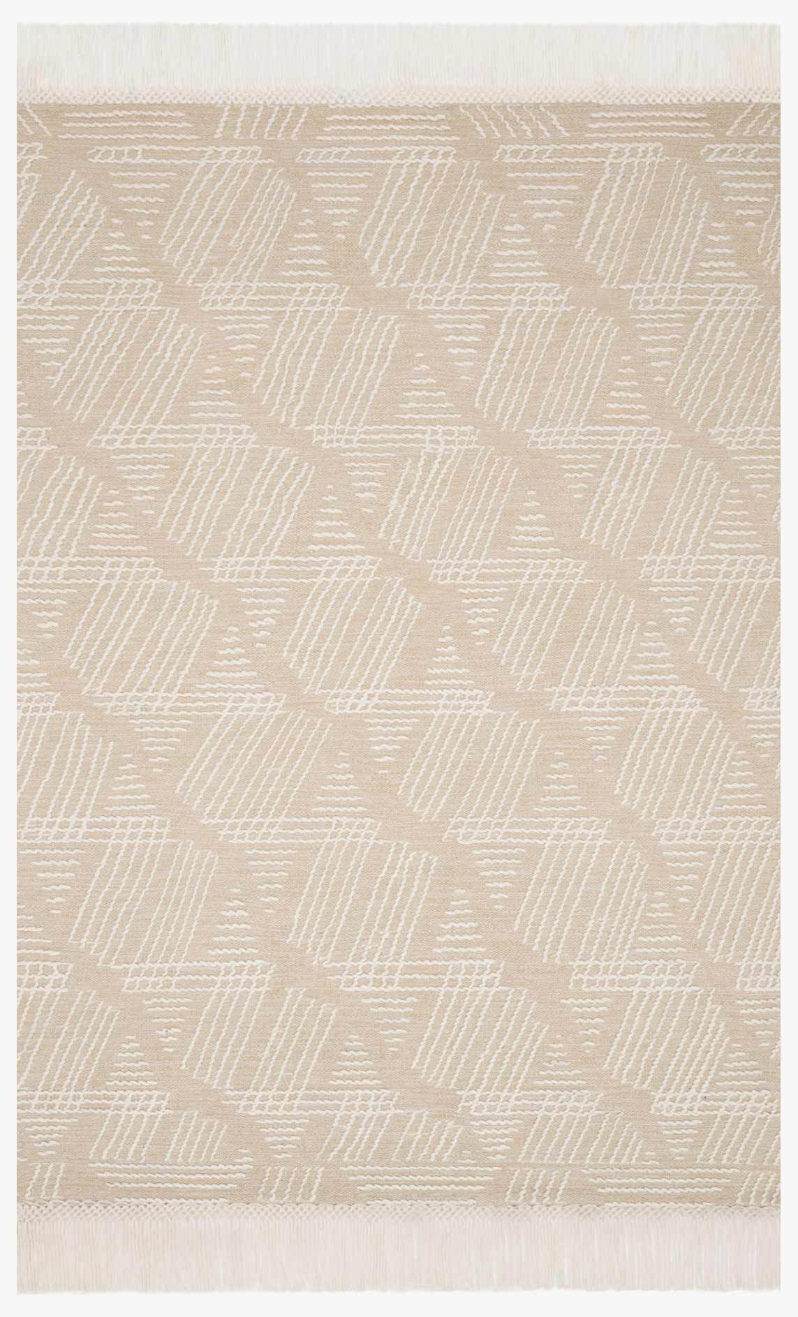 Newton Collection Sand Ivory In 2020 Magnolia Homes Ivory Rug Textured Yarn