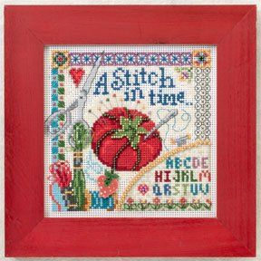Stitch in Time - Cross Stitch Kit