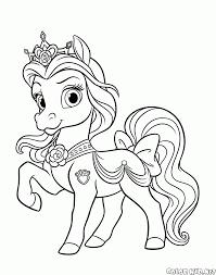 Resultado de imagen para dibujos de ponis para colorear | Colorear