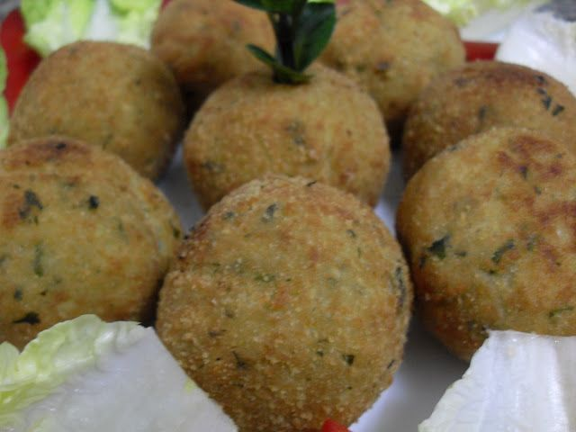 La Juani De Ana Sevilla Croquetas De Berenjena Y Queso Food Food To Make Recipes