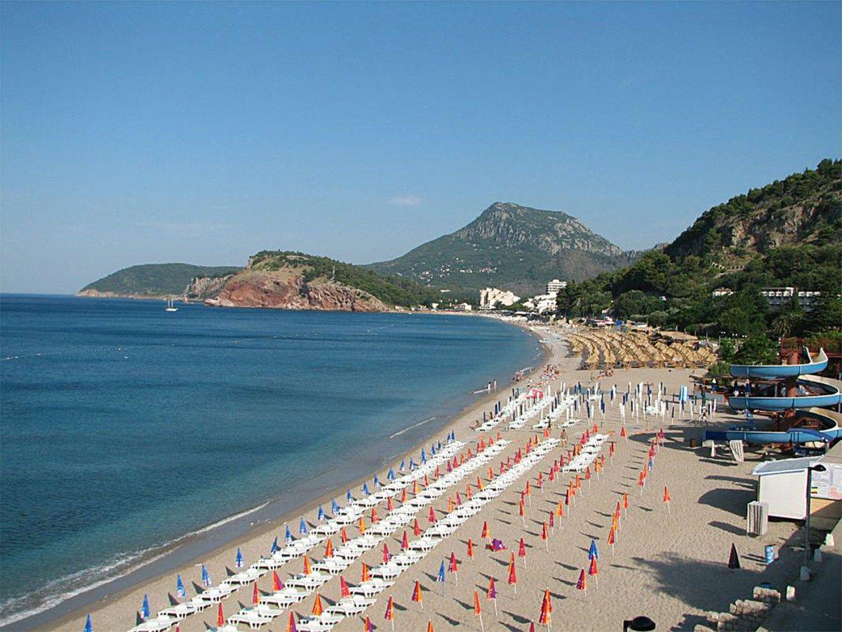 Sutomore Montenegro Visit Balkans Montenegro Tourist Sites Beach Resorts
