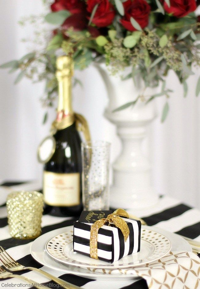 Ideas to Celebrate an Anniversary {or Valentines Day | Dinners ...