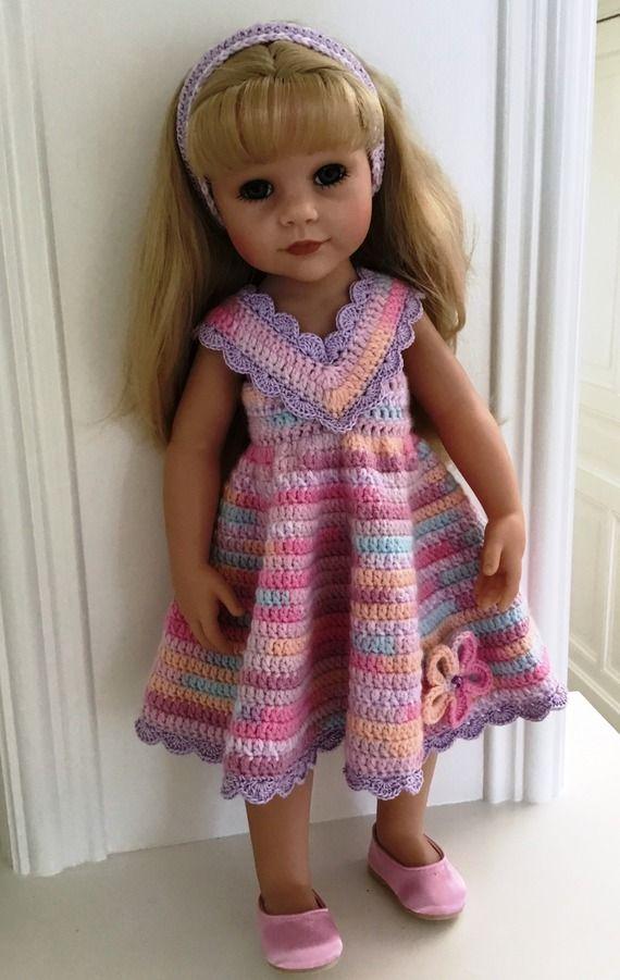 tuto crochet pour poupee 50 cm gotz