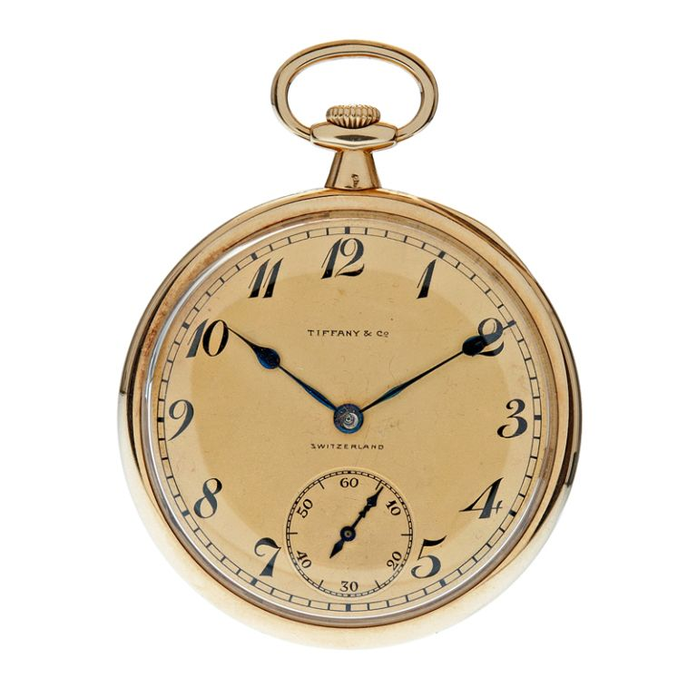 a4e5d651a9f2f PATEK PHILIPPE 1920's Pocketwatch made for TIFFANY and CO in 2019 ...