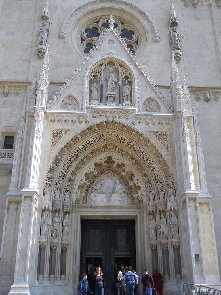 Zagreb Croatia Cathedral 24 Cathedral Zagreb Croatia Croatia