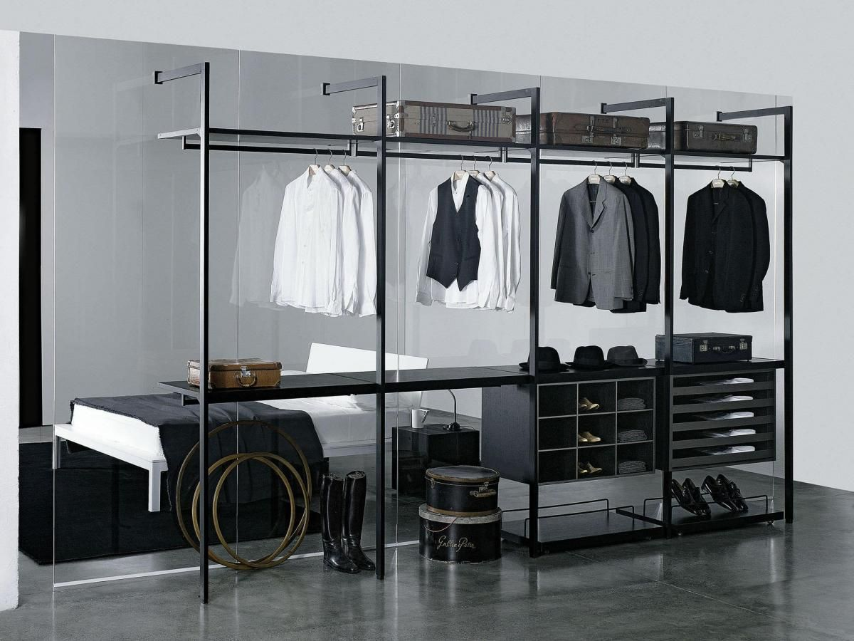 20 Modern Walk In Wardrobe Design For Fashionable Style Closet Designs Closet Design Walk In Closet Design