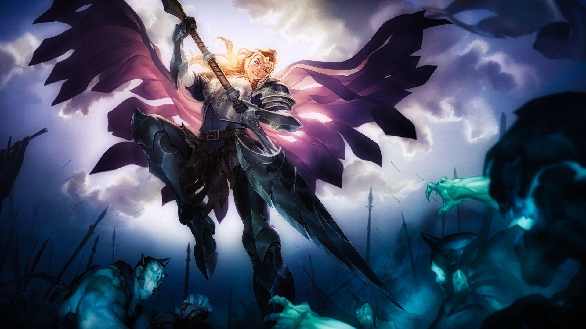 Legends Of Runeterra Wallpapers L2pbomb Art Album Fantasy Illustration Art