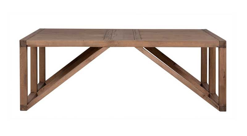 Flamant Coffee Table Eve Old Oak Weathered 120x84x42 cm 1320 € Boknäs