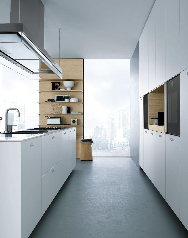 Varenna Kitchen by Poliform | Design | Interior | Pinterest ...
