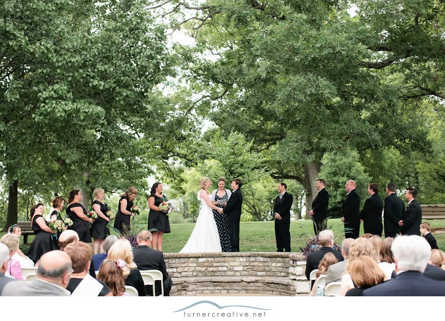 Christe And John Wedding At Bee Tree Park St Louis Mo Erica Turner