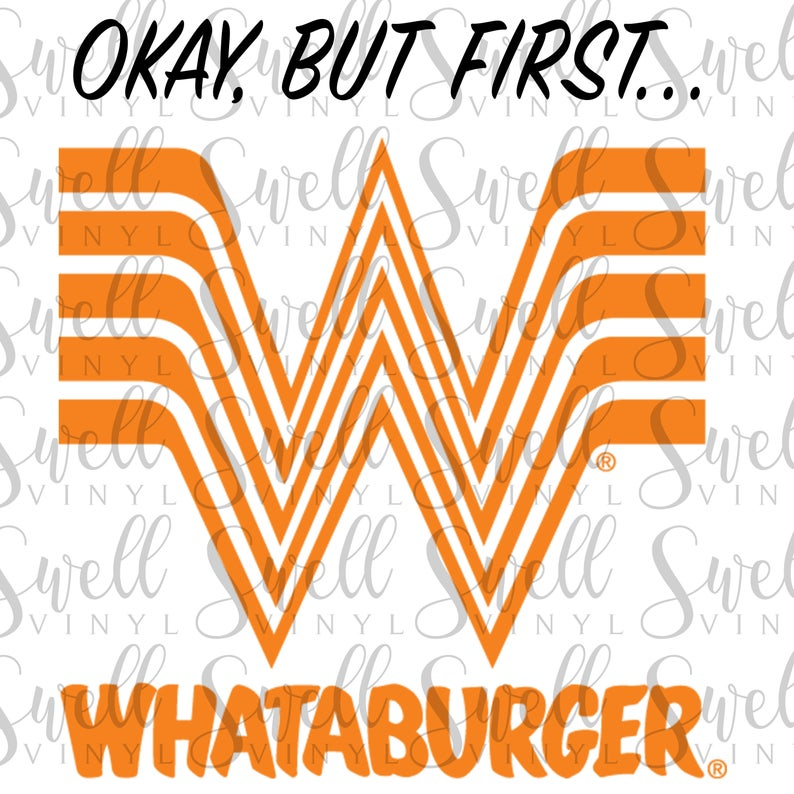 Straight Into Whataburger Fast Food Fan Distressed Style T Shirt