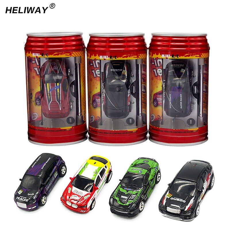Wltoys Coke Can Mini Rc Car Hot Sale 20km H Radio Remote Control Micro Racing Car Frequencies Toys For Kid Best Gift Kid Shop Global Kids Baby Shop Online In