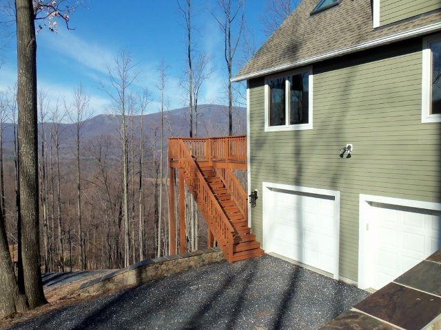 A pact Blue Ridge Mountains Yankee Barn Home Lives