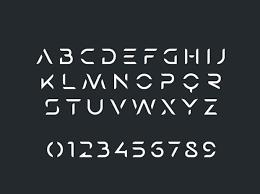 sci fi fonts - Google Search | Bullet journaling | Sci fi fonts
