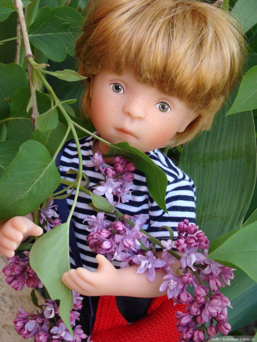 Люк, наконец-то дома. Luc Sylvia Natterer Petitcollin / Sylvia Natterer, Сильвия Наттерер. Коллекционно-игровые куклы / Бэйбики. Куклы фото. Одежда для кукол