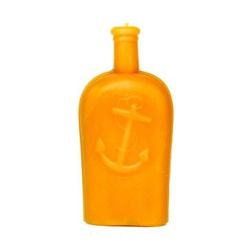 Beeswax Anchor Bottle Candle, $16, now featured on Fab.