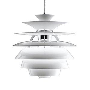 Poul Henningsen Snowball lamp, 1958.