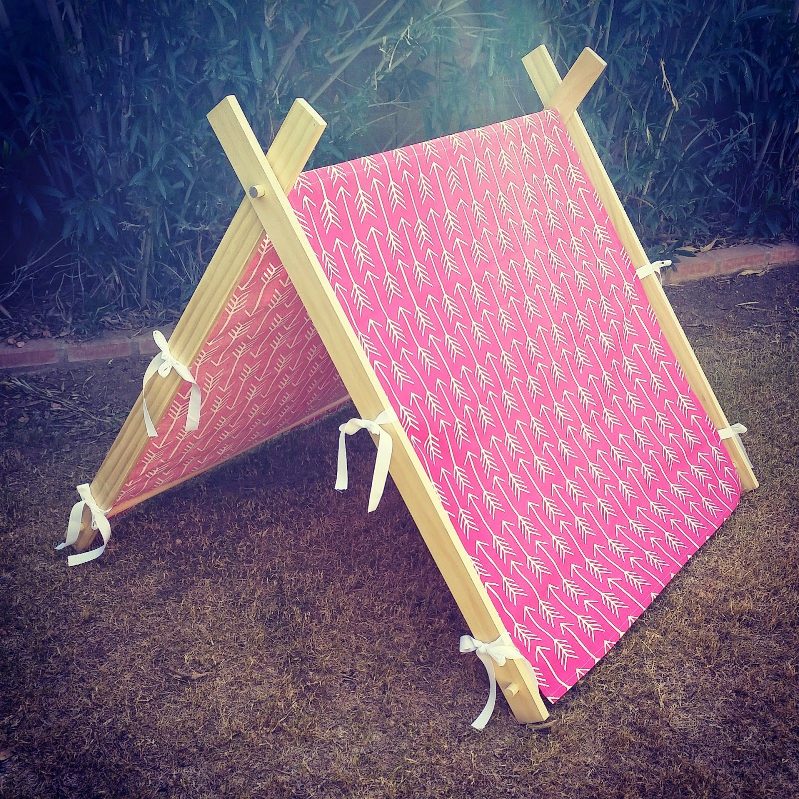 kadydid designs: Kids Tent | Pin Your Projects - Bloggers Only ...