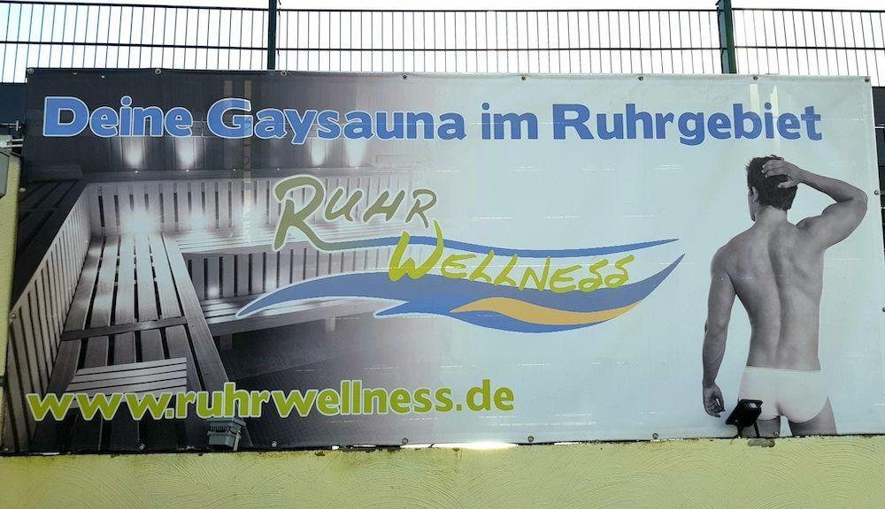 Ruhrwellness sauna