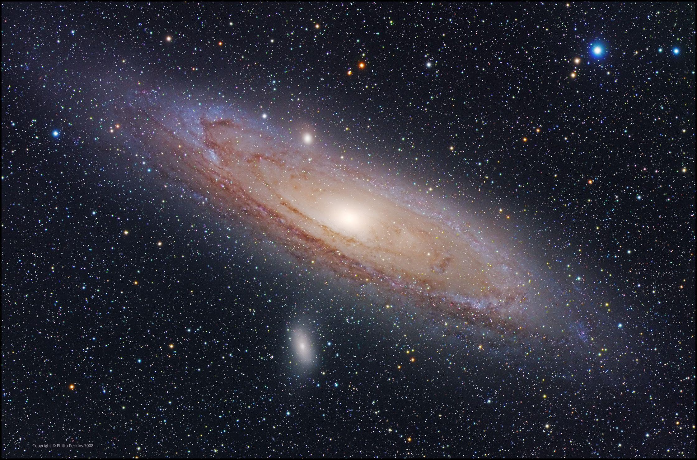 m31 andromeda galaxy high