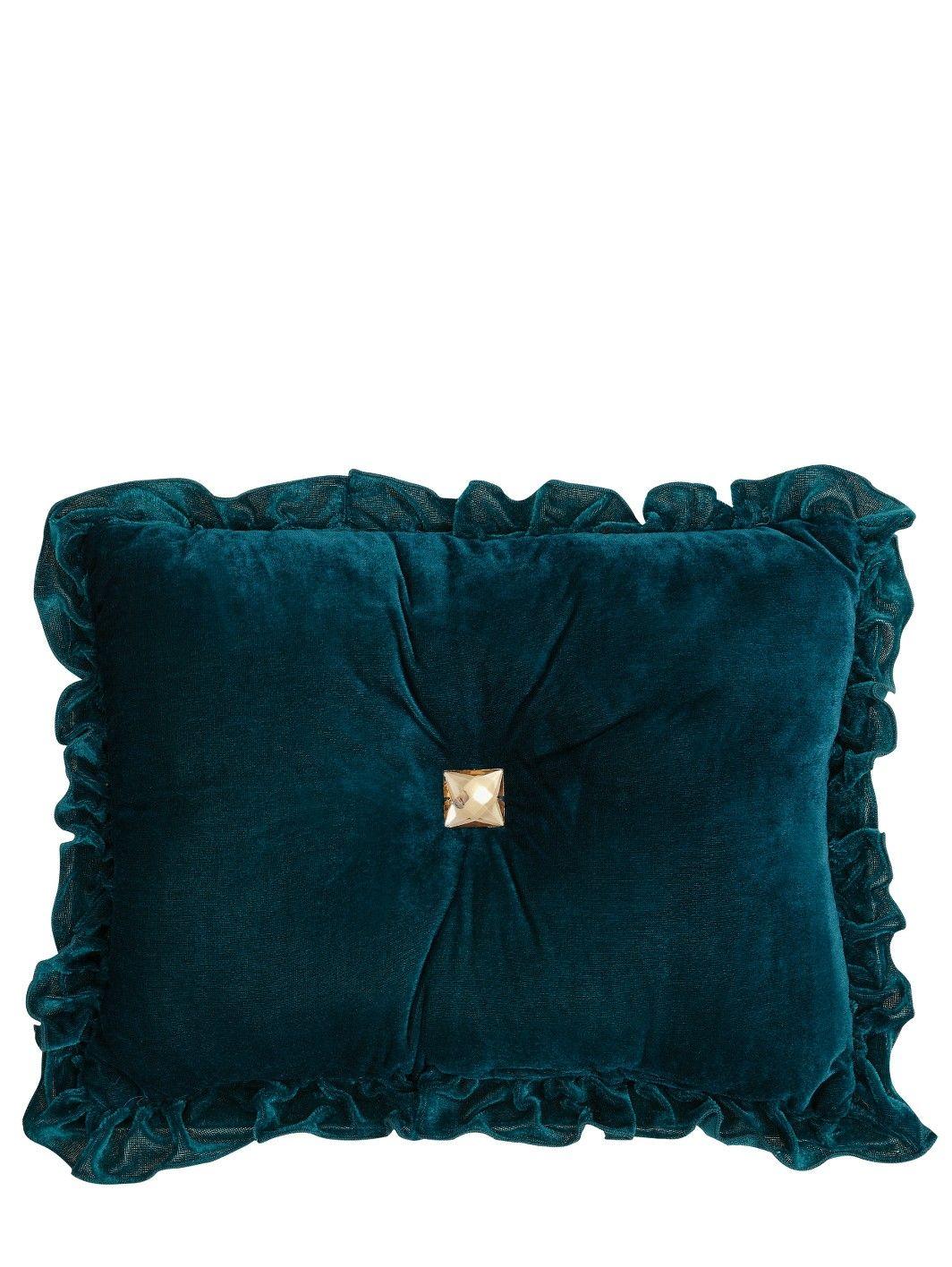 Inspiration ~ Velvet Bed Pillows e925769bfe
