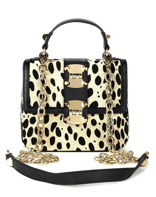Cute Leopard Myra Handbag 3 Love Polkadot Bags Bag Accessories Mini Bag Valentino 'leopard embroidered' shoulder bag in black grained leather with details in pink, pale blue, blue, vanilla and. pinterest