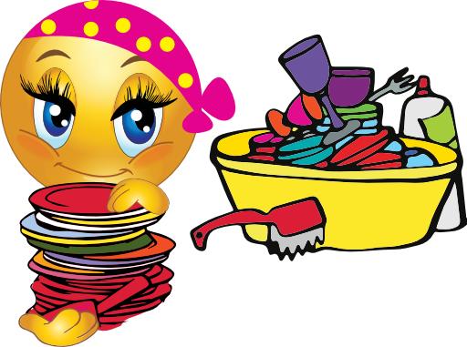 Image result for Cleaning emoji