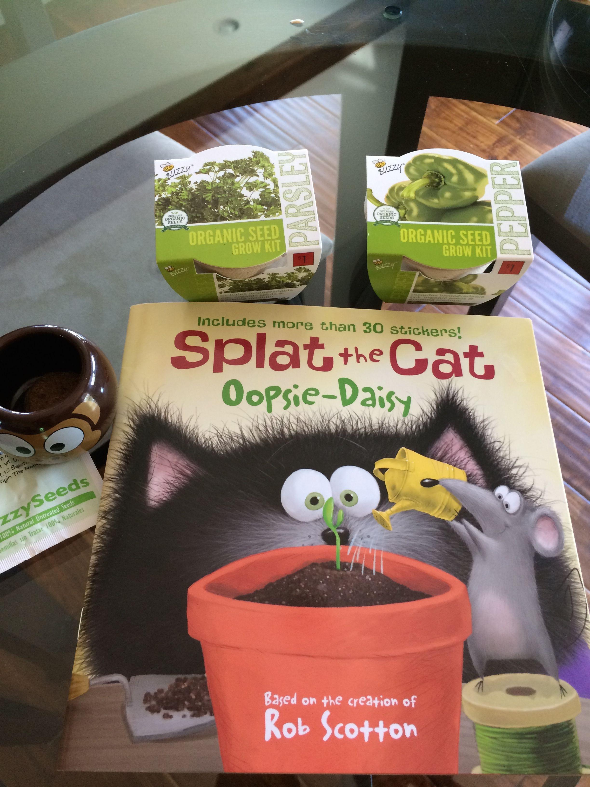 splat the cat books reading level