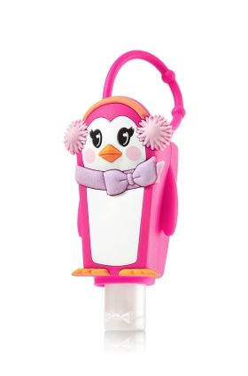 Miss Penguin Pocketbac Holder Bath And Bodyworks Hand