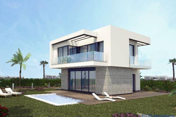 moderne villen am vistabella golfclub details zum immobilienangebot unter httpswww - Moderne Villen