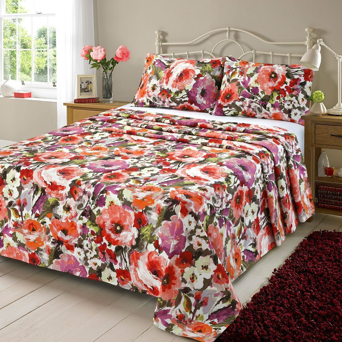 91eecae517 The Perfect Touch, Bedding Sets, Floral Prints, Floral Patterns, Bedding,  Flower