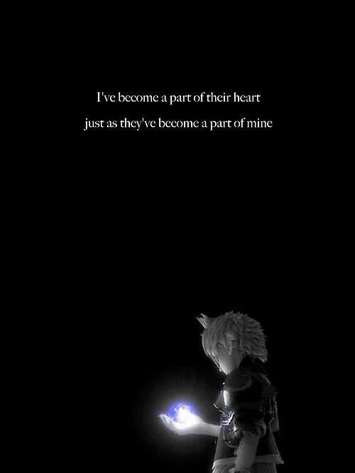 Pin By Percy Polk On Tatoo Ideas Pinterest Kingdom Hearts New Kingdom Hearts Quotes