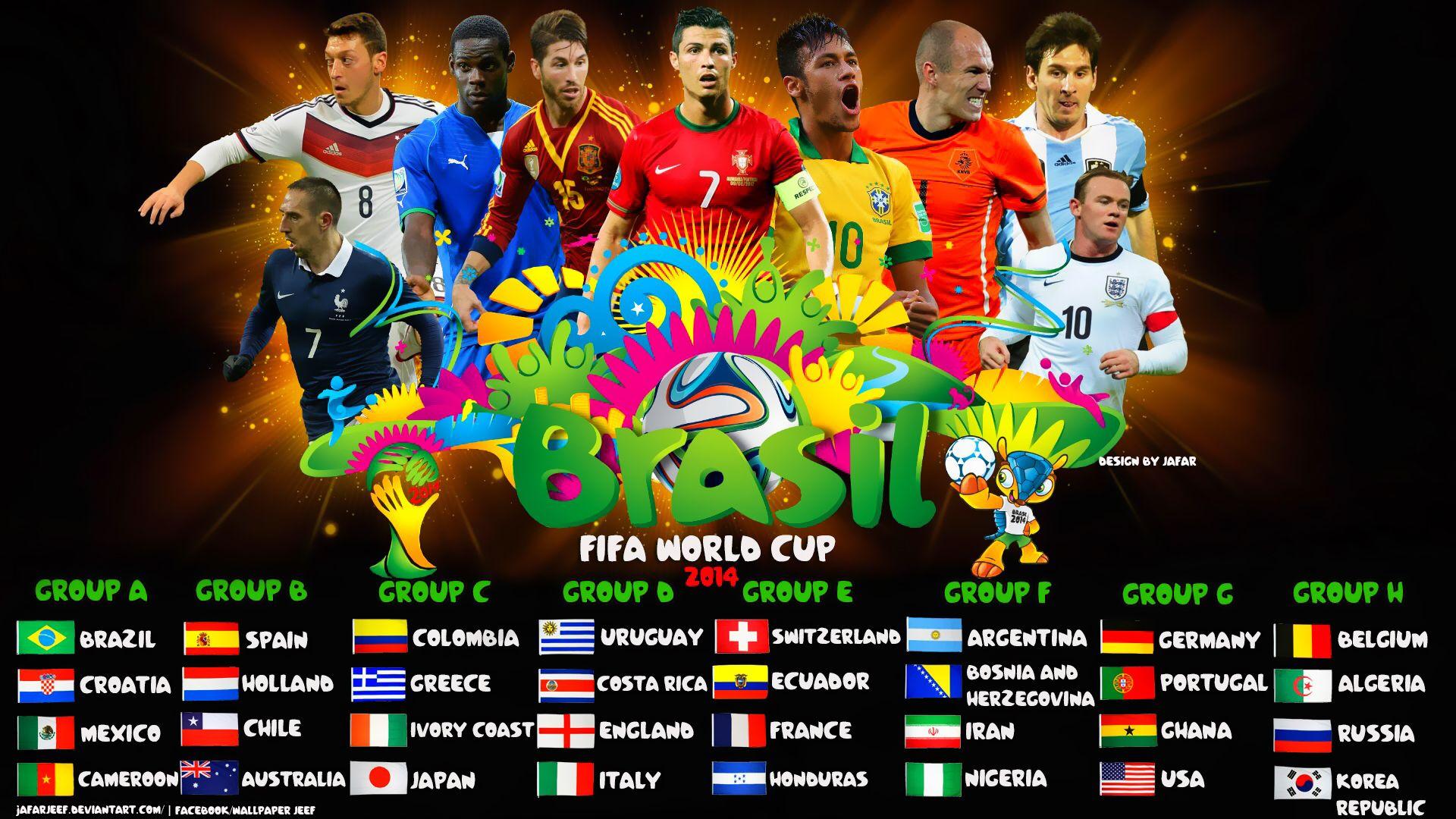 Fifa World Cup 2014 Hd Desktop Background Wallpaper Free World Cup 2014 World Cup World Cup Teams